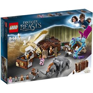 ASSEMBLAGE CONSTRUCTION LEGO® Harry Potter 75952 La valise des créatures f