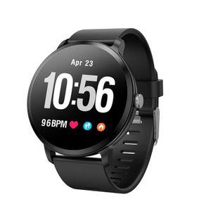 MONTRE CONNECTÉE RECONDITIONNÉE Montre Connectée,Bluetooth Smartwatch Montre Sport