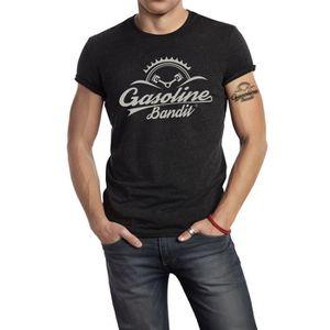 T-SHIRT logo de t-shirt biker 3Z03MQ Taille-44