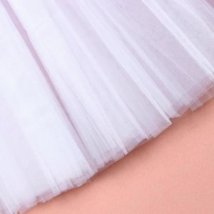 JUPE Femmes de haute qualité jupe courte plissée Gaze a