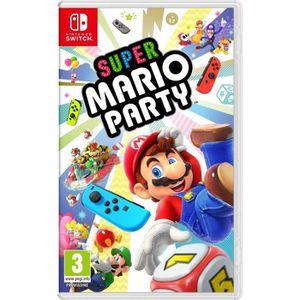 JEU NINTENDO SWITCH Super Mario Party Switch