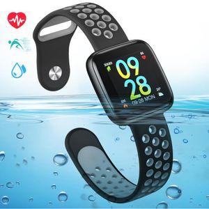 VITRE MONTRE CONNECTÉE DIGGRO F15 Smart Watch Sport Bracelet Imperméable