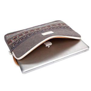 HOUSSE PC PORTABLE REMYCOO® 14 pouces Housse Sacoche Pochette pour or