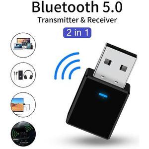 Récepteur audio Adaptateur de clé USB 5.0 Bluetooth, émetteur-réce