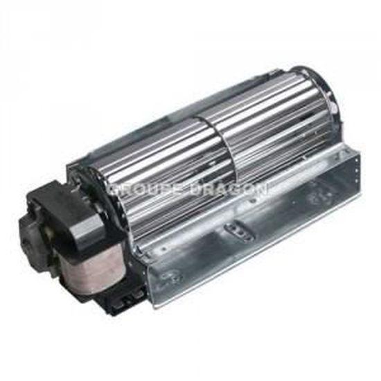 ELECTROLUX COMPATIBLE FOUR tangentiel VENTILATEUR REFROIDISSEMENT de moteur