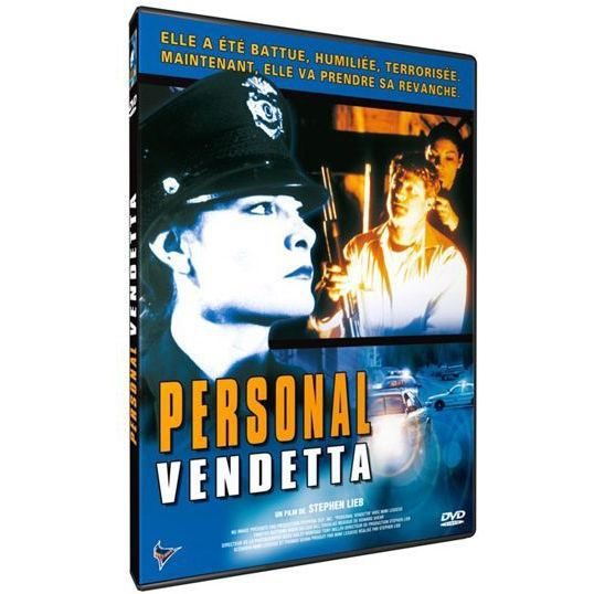 DVD Personal vendetta