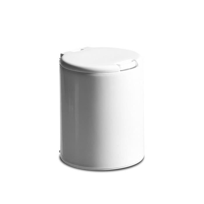 Mini boîte de rangement pop-up avec couvercle boîtes en plastique de boîte de coton-tige pour le stockage ke24367