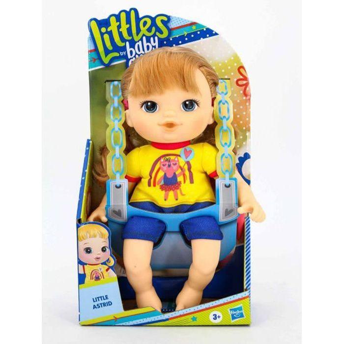 Poupée bébé Little Astrid Littles by baby alive 3 ans et + HASBRO
