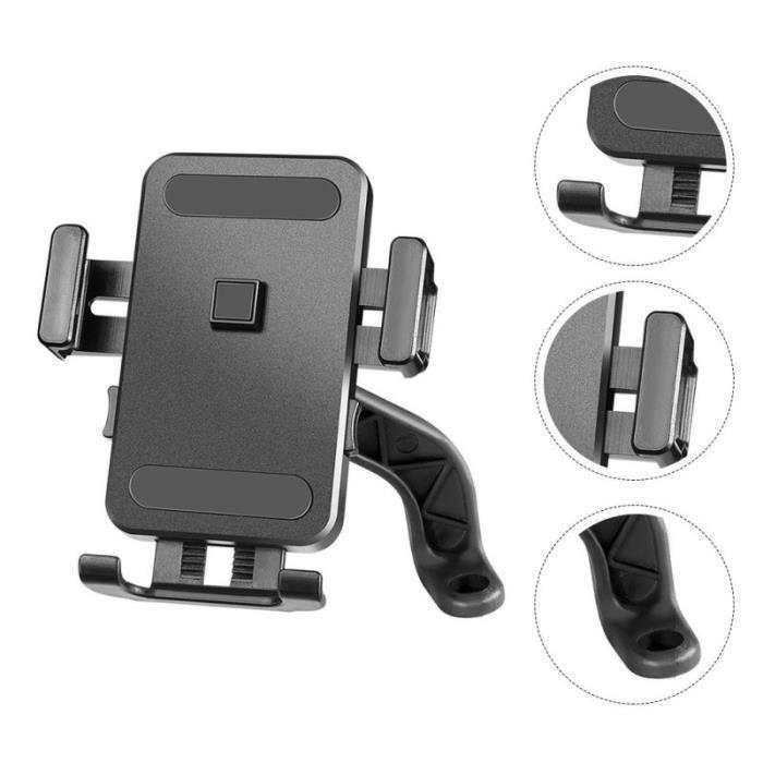 Support de Téléphone de moto de de Montage de Gublon kit d'affichage de la vitesse au pare-brise aide a la conduite - securite