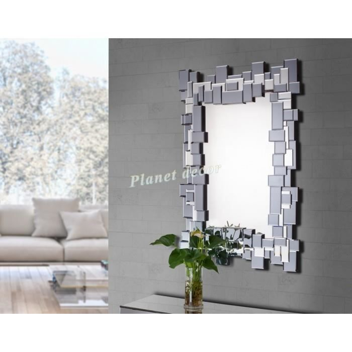 miroir design atlas cm achat vente miroir. Black Bedroom Furniture Sets. Home Design Ideas