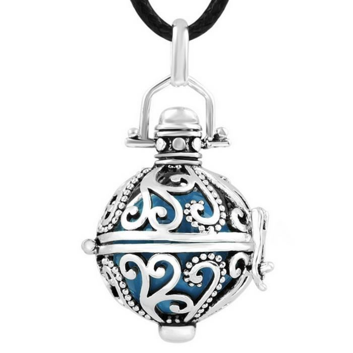 pendentif bijou grossesse bola arabesque bleu achat vente bijou de grossesse 2009955680952. Black Bedroom Furniture Sets. Home Design Ideas