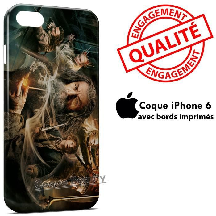 coque hobbit iphone 6