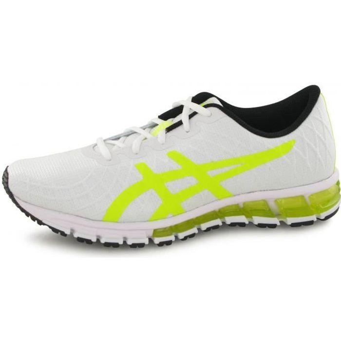 Chaussures Asics Gel Quantum 180 blanc / jaune hom