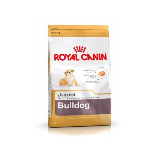 royal canin bulldog junior achat vente royal canin bulldog junior pas cher les soldes sur. Black Bedroom Furniture Sets. Home Design Ideas