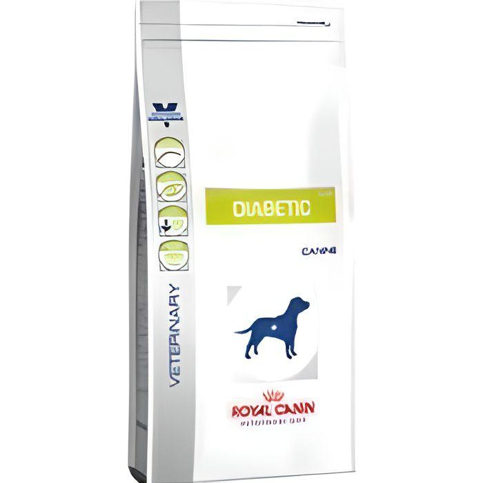 CROQUETTES ROYAL CANIN Croquette Vdiet Diabetic - Pour chien