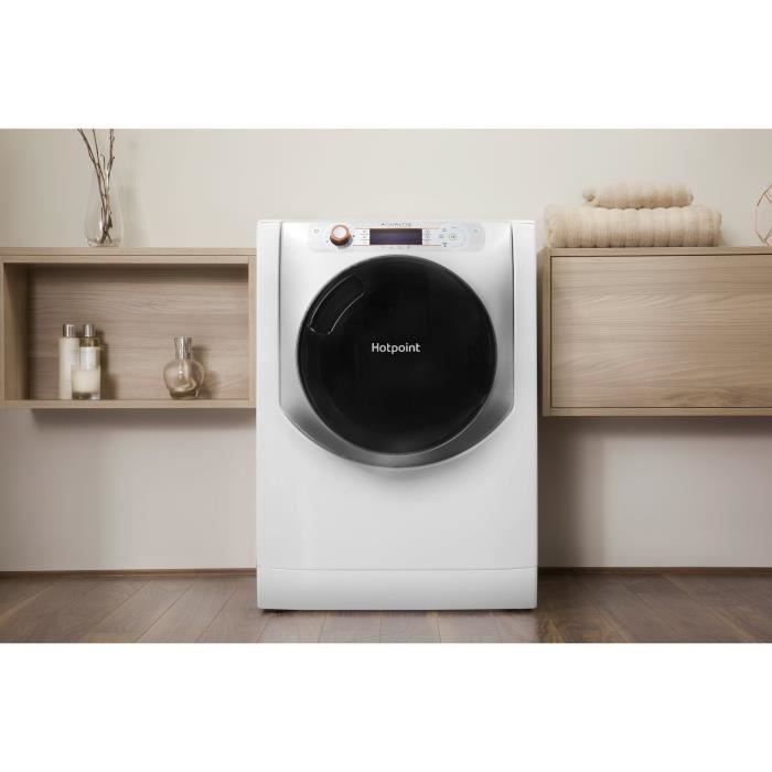 hotpoint aqd1171d 69id eu a lave linge s chant lav electrom nager. Black Bedroom Furniture Sets. Home Design Ideas