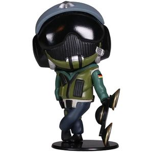 FIGURINE DE JEU Jager - Figurine Chibi - Collection Six