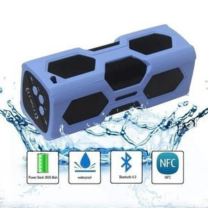 ENCEINTE NOMADE Outdoor Stereo Waterproof Portable sans fil Blueto