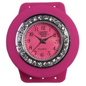 MONTRE Montre sans bracelet - Loomey Time - rose bubble-