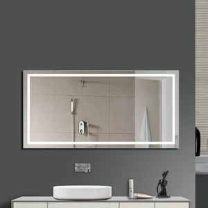 miroir salle de bain design achat vente pas cher. Black Bedroom Furniture Sets. Home Design Ideas