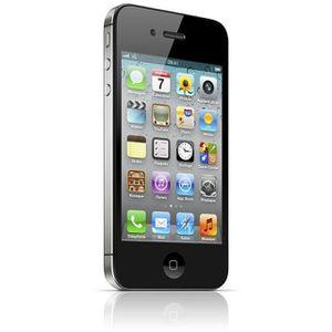 CHARGEUR - ADAPTATEUR  IPHONE 4S 32GO Noir Reconditionné