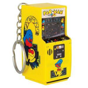 PORTE-CLÉS Porte-clés Pac-Man - Borne d'arcade Pac-Man