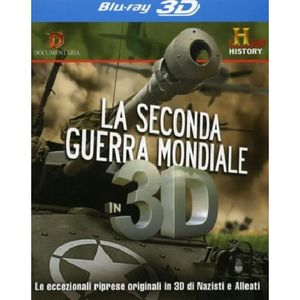 BLU-RAY FILM DVD Italien importé, titre original: seconda guerr
