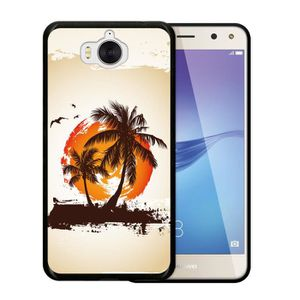 coque huawei y6 2017 loup