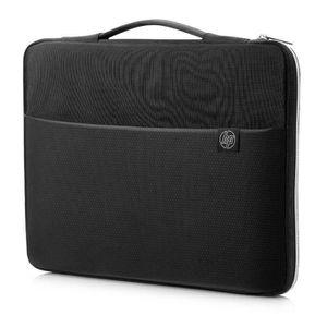 SAC À DOS INFORMATIQUE HP 15.6'' Carry Sleeve Black/Silver