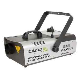 MACHINE À FUMÉE IBIZA LIGHT LSM1500PRO Machine à fumée professionn