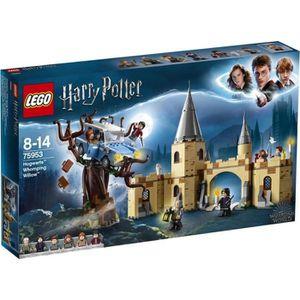 ASSEMBLAGE CONSTRUCTION LEGO® Harry Potter™ 75953 Le Saule Cogneur™ du châ