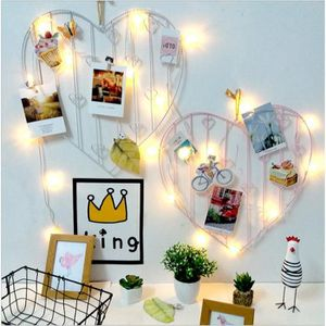 ple mle photo 1pcs porte photographies ple mle cadre photo gri - Pele Mele Photo Coeur