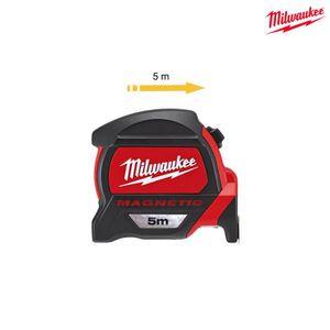 MÈTRE - RUBAN Mètre ruban MILWAUKEE magnétique premium 5m 482273