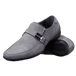 DERBY Chaussure Reservoir Shoes Milo Gris Lamy