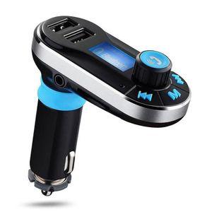 LECTEUR MP3 Bluetooth Car MP3 Player Stéréo Double USB Sans Fi