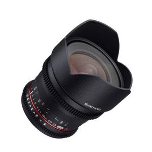 OBJECTIF Samyang 10mm T3.1 ED AS NCS CS VDSLR II (Canon) ob