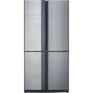 RÉFRIGÉRATEUR CLASSIQUE SHARP - SJ-EX770FSL - Réfrigérateur Multi-portes -