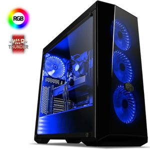 UNITÉ CENTRALE  VIBOX Splendour 20 PC Gamer - AMD 8-Core, Geforce