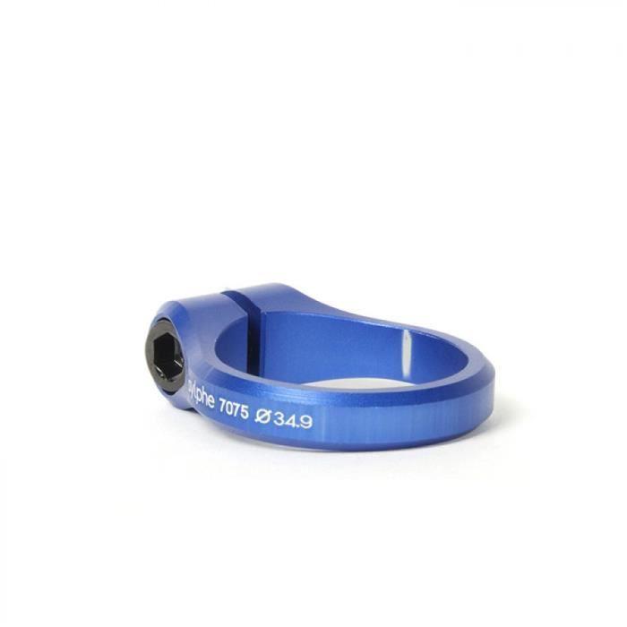 Ethic collier de serrage sylphe 1 vis bleu