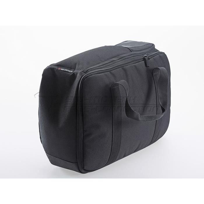 SW-Motech TraX à vitesse plus à l'intérieur polyester de poche 600D. Noir. Pour TraX à des cas secondaires. - UNIVERSAL