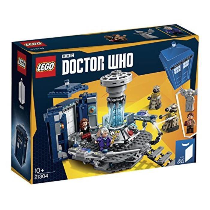 Jeu D'Assemblage LEGO FD99I Idées Doctor Who 21304 Kit de construction