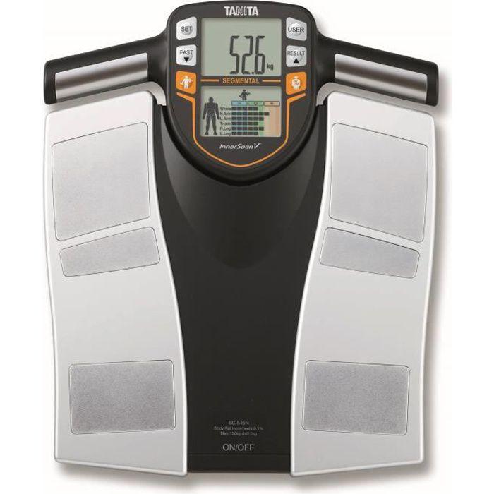 TANITA BC545N - Pèse-personne pour sport et fitness