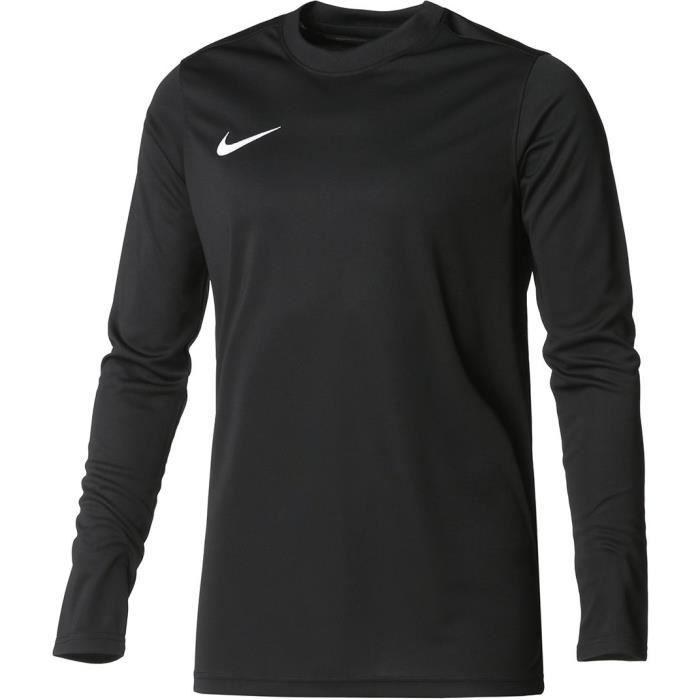 NIKE Maillot de football Dri-FIT Park VII - Homme - Noir et blanc