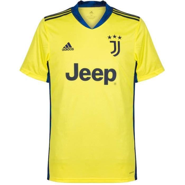 Juventus FC - Maillot Gardien de But - adidas - FI5004 - 2020/21-M