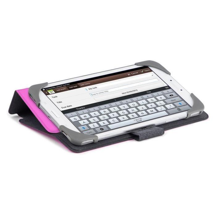 TARGUS Etui universel Rotatif SafeFit pour tablette 9-10- - Rose