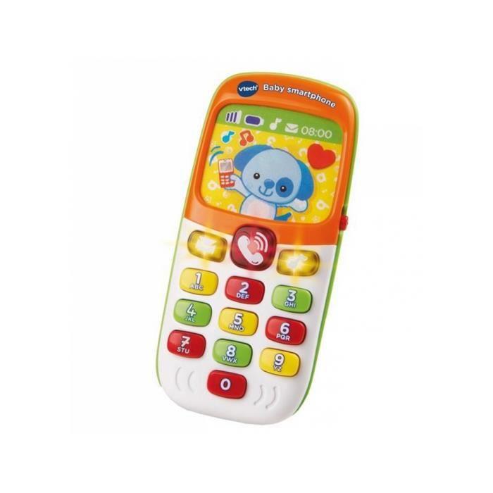 Baby Smartphone Bilingue Asst