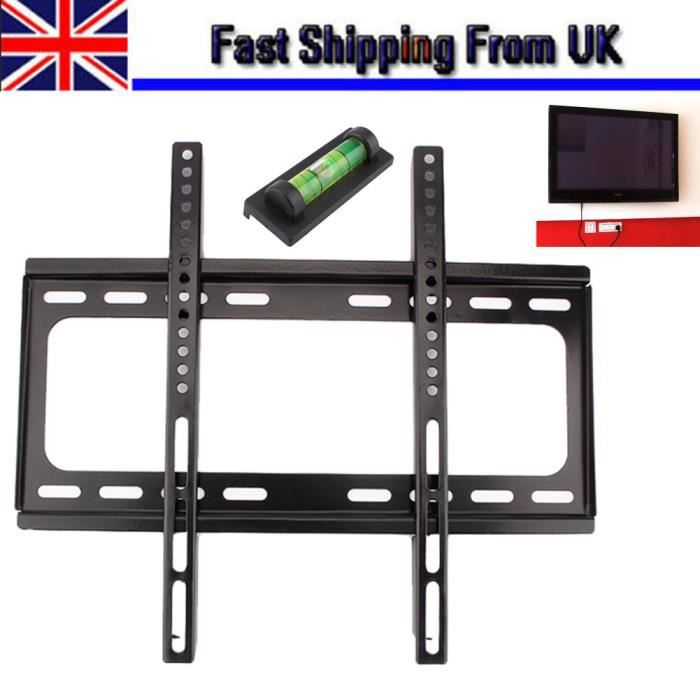 FIXATION - SUPPORT TV Support TV Support mural 26''-55'' LCD LED TV Plas