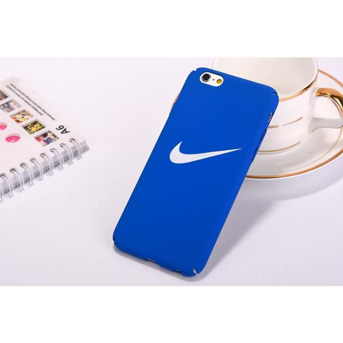nike coque iphone 8 bleu