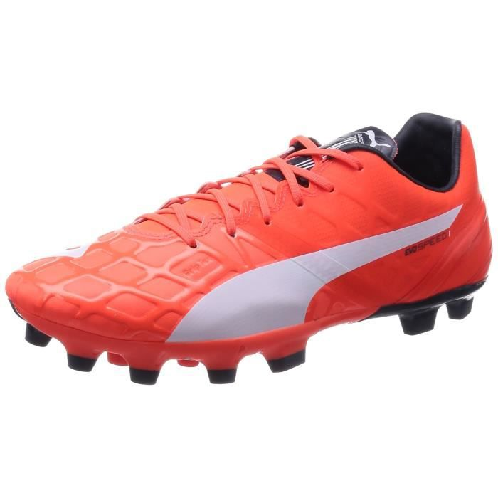 3pzc24 Puma 4 Taille Evospeed Bottes Ag Masculin 39 De 1 Football OR81wqO