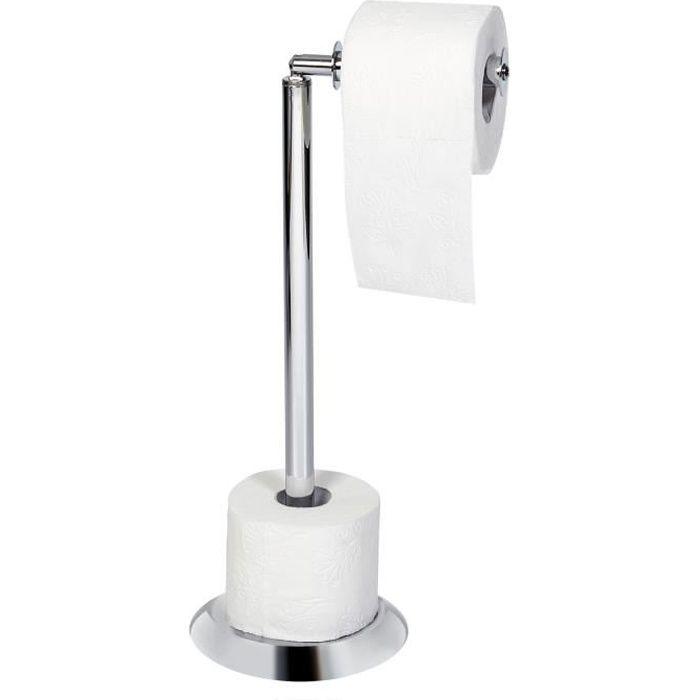 SERVITEUR WC Tatkraft Ingrid Valet WC Porte Papier Toilette Aci